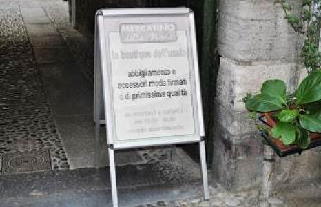 IL MERCATINO DELLA MODA - COMO