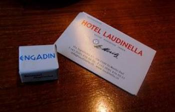 LAUDINELLA HOTEL - ST MORITZ