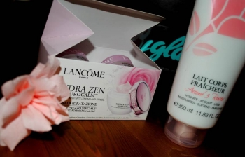 LANCOME ROSES...
